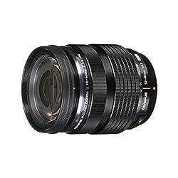 Olympus M.ZUIKO DIGITAL ED 12-40mm 1:2.8 Systemkamera Schwarz - Kameraobjektive (Systemkamera, 14/9, 0,2 m, Micro Four Thirds, 12-40 mm, 24-80 mm)