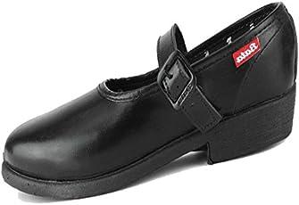 SIM STYLE Girls Bata School Shoe