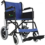 Active For All Folding Attendent Wheel C...