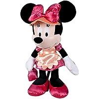 Famosa Softies - Peluche Minnie Cuidado de Mascotas, 20 cm (Famosa 760014870)