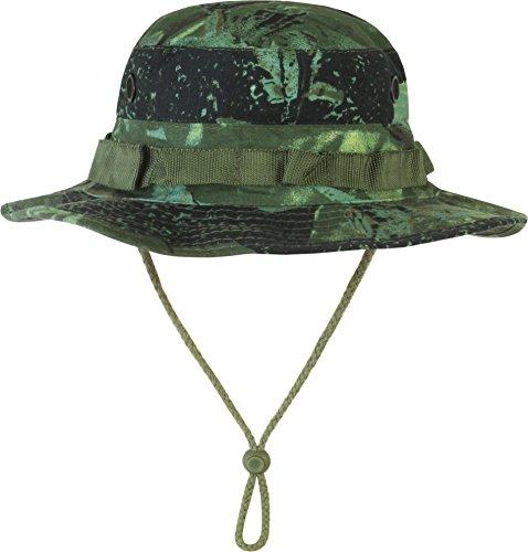 normani normani US GI Boonie Hat US Buschhut Safari Hut S-XL Farbe Hunter Green Größe S