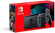Nintendo Switch Extended Battery Life with Grey Joy‑Con (Nintendo Switch)
