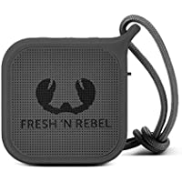 Fresh 'n Rebel ROCKBOX Pebble Concrete | Altavoz Bluetooth Inalámbrico Portátil