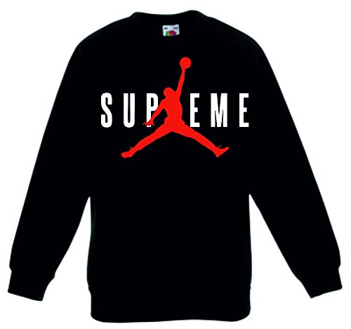 felpa supreme jordan air originale