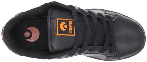 Osiris Troma-Redux- 602391 Herren Sportschuhe - Skateboarding Schwarz (BLK/166/STICKER)