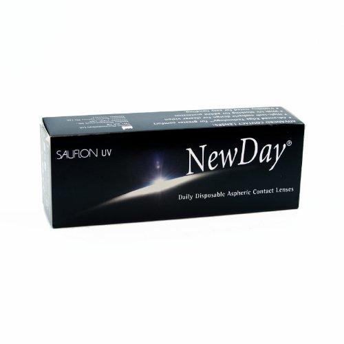 Sauflon Kontaktlinsen NewDay - 30er Box (-5,5 / 8,7)