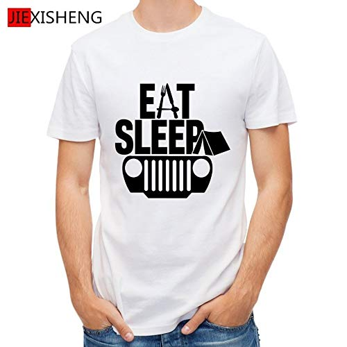 Newest Summer Clothes For Men New Cotton Short Sleeve Men s T-Shirts Homme  Fashion Jeep 526531ac2753