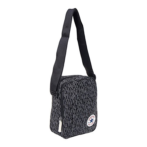 Borsa Core Cross Body All Star Converse (Nero/Riflettente) - Taglia unica