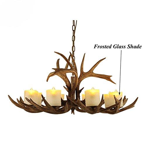 antlers-luce-della-candela-pergamena-panno-pendente-in-vetro-resina-yiyyi-lampada-da-soffitto-paese-