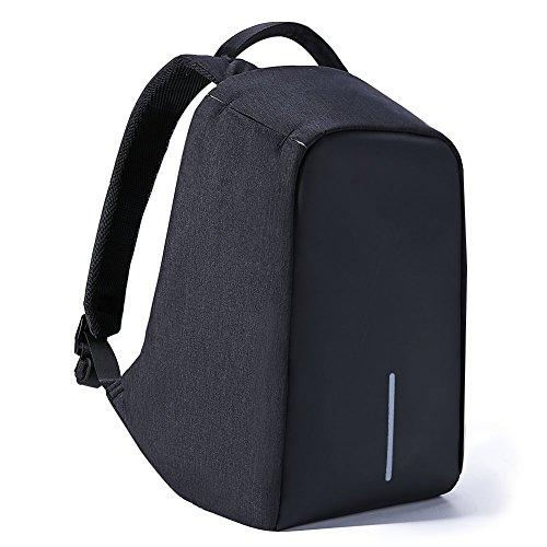 Imagen de  para portátil de 15,6 pulgadas con puerto de carga usb  de ordenador  para escuela universitaria  de bolsa negro