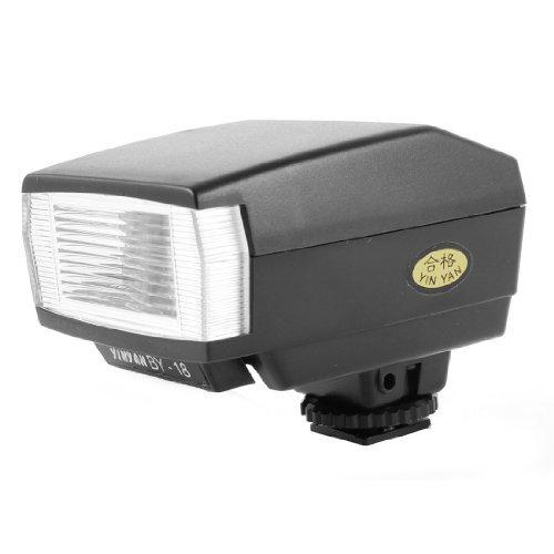Banggood Hot Shoe Mount Flash Light Speedlight for Canon Nikon DSLR Camera