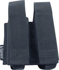 Viper Doble Pistola Mag Bolsa Negro