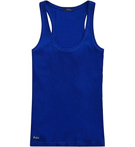 Polo Ralph Lauren Top Donna Mod. 211-744693 Blu royal S