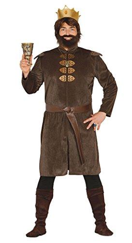 Soldat Mittelalterliche Kostüm - Fiestas Guirca Erwachsener mittelalterlichen Ritter Kostüm
