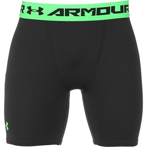 Under Armour Herren Shorts HG Coreshorts schwarz/grün