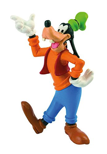 Bullyland 15346 - Spielfigur - Walt Disney Goofy, ca. 8,5 cm