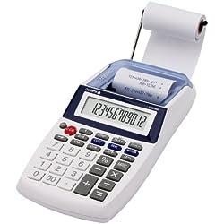 Olympia CPD 425 Calculatrice imprimante avec écran LCD à 12 chiffres, 119,9 x 102,2 x 45,7 mm