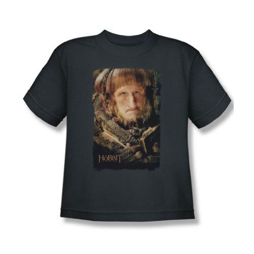 The Hobbit - Jugend Ori T-Shirt in der Holzkohle, X-Large, Charcoal