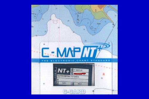 "C-MAP NT + / C-CARD ""NORD OST SCHWEDEN"" ELEKTRONISCHE SEEKARTE / MODUL"