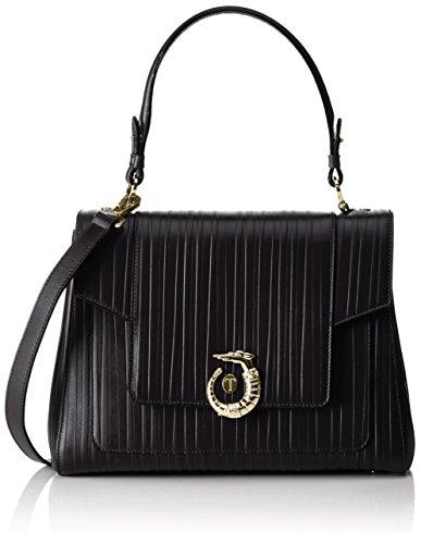 tru-trussardi-womens-76b503icon53-top-handle-bag-black-black