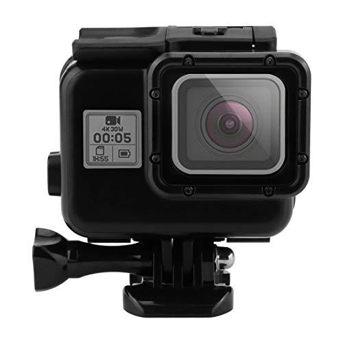 Preisvergleich Produktbild ForceSthrength Gehäuse Unterwassergehäuse Tauchschutzhülle für GoPro Hero 5 6 7