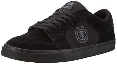 Element  Heatley, chaussons d'intérieur homme Schwarz (Black Black)