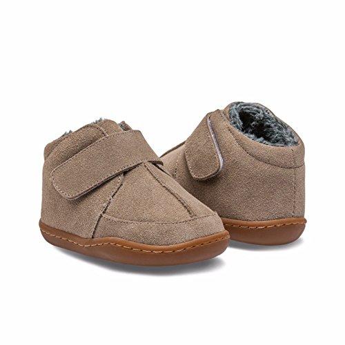 Little Blue Lamb , {Chaussures premiers pas pour bébé (garçon) marron marron 6-12 mois marron