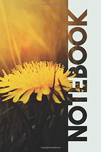 Notebook: Dandelion Tea Pretty Composition Book for Landscape Gardeners por Molly Elodie Rose