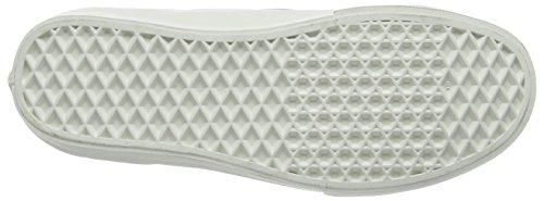 Vans Sk8-hi Reissue, Sneakers Hautes mixte adulte Blanc (Mono T&L/Blanc de Blanc)