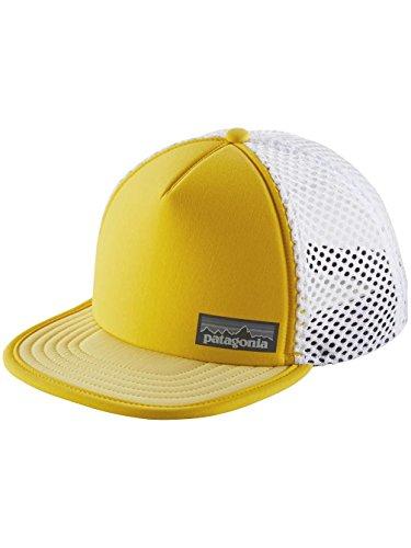 patagonia-cappellino-da-baseball-uomo-chromatic-yellow-taglia-unica