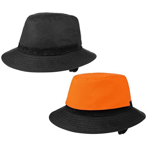 f5b4f38c293 Lierys Sombrero 2 en 1 Waxed Cotton by Mujer Hombre