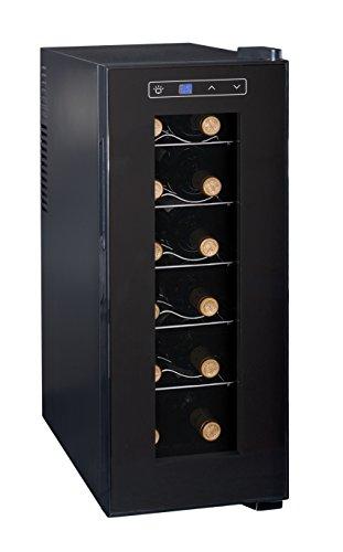 Ardes AR5I12V Cave à vin électrique pour 12 Bouteilles 70 W