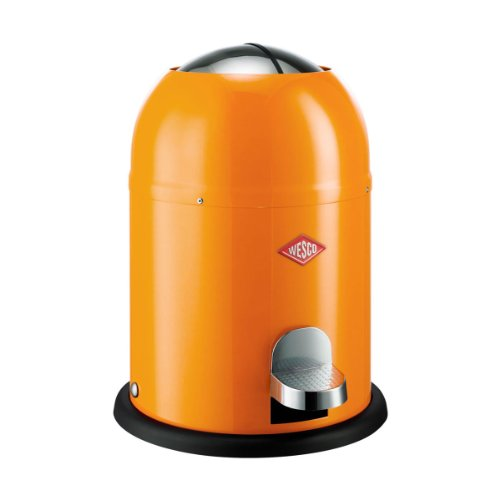 180 212-25 Wesco Single Master Abfallsammler 180 212-25 9 Liter, orange