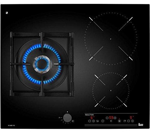 Teka IG 620 1G AI AL DR NAT Integrado Combi Negro - Placa (Integrado,