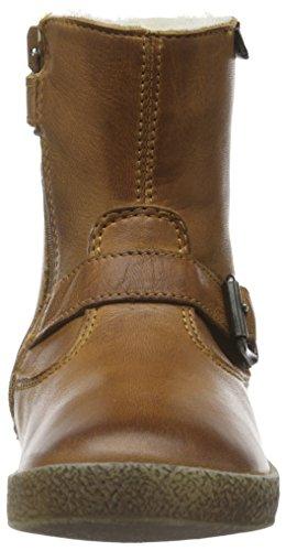 Naturino Falcotto 1213, Chaussures Marche Bébé Fille Marron - Braun (Braun_9102)