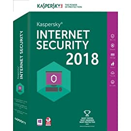 Kaspersky Internet Security 2019 | 2 Years | PC/Mac/Android | Activation Code by Post