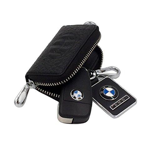 genuine-leather-luxury-car-key-holder-witery-crocodile-pattern-zipper-key-holder-key-chains-key-case