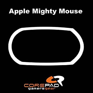 Corepad Mausfüße Skatez Pro 74 Apple Mighty Mouse