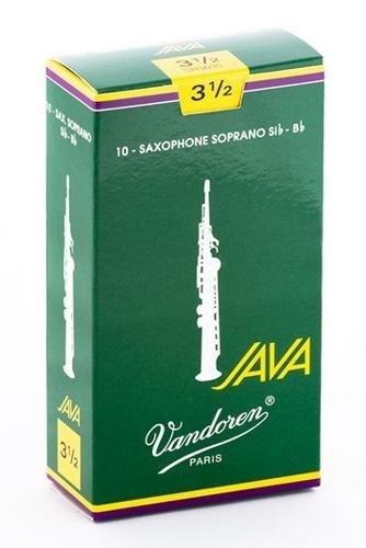 VANDOREN SR3035   LENGUETA PARA SAXOFON SOPRANO (DUREZA 3 5  PACK DE 10)