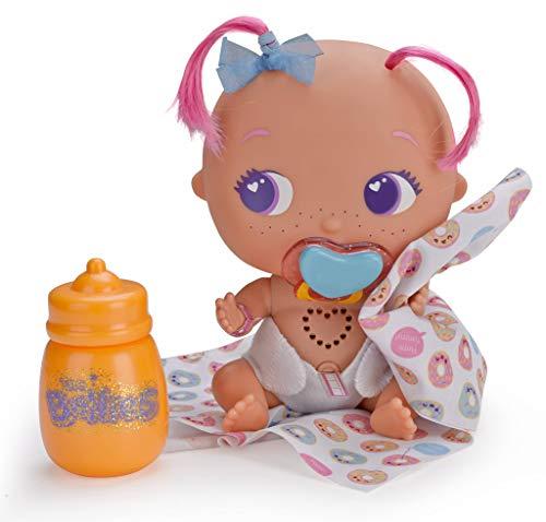 The Bellies Yumi Yummy muñeco Interactivo para niñas de 3 a 8 años (Famosa 700014565)