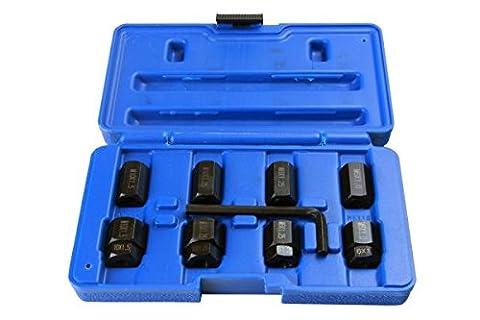 Bergen b18561/5,1cm DR Stud Remover & Installer Set B5809