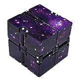 Mallalah Cube Décompression Nouveau Design Soulagement Stress Fidget Jouet Casse Tête Anti...