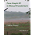 From Simple IO to Monad Transformers (English Edition)