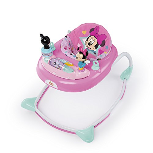 Disney Baby 11525 Trotteur Minnie Stars & Smiles