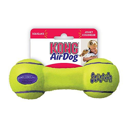Kong 907-8999 Airdog Dumbbell Squeaker Mediano 1U 75265