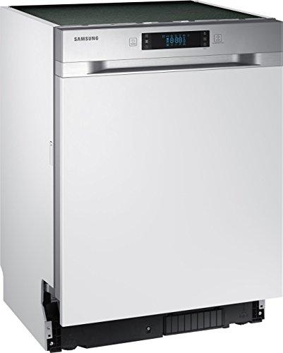 Samsung DW60M6050SS/EG Geschirrspüler Teilintegriert/ 59,8 cm /Halbe Beladung