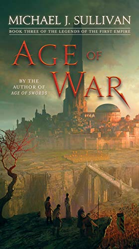 Age of War: Book Three of The Legends of the First Empire (Wrong Turn Spiele)