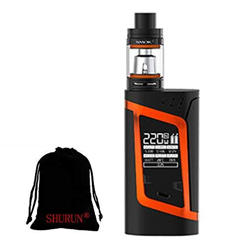 SMOK Alien 225W Il kit non contiene nicotina, comprese le borse di stoccaggio SHURUN (Black Orange)