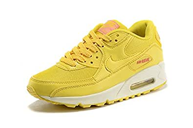 Nike Air Max 90 Women's Running Shoes,Athletic Shoes (USA 8) (UK 5.5 (EU 39)