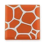 MyGrips - Maniglia per mobili da Bambini, Design: Giraffa, Arancione